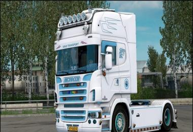 Scania W&B Transport 1.30