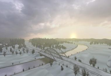 Seasonal addon for Realistic Graphics Mod v1.0.1 1.30.x