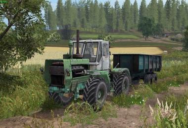 T-150k Green Rework v1.0