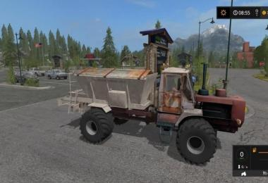 T-150K Sprayer v1.0