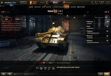 T-34-3 gold FINAL