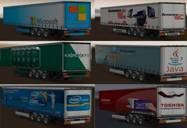 Technology Companies Trailer Pack v1.0