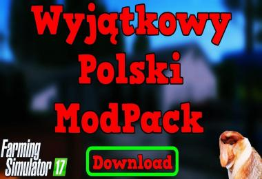The unique Polish ModPack v1.0