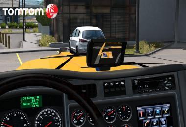 TomTom Trucker 6000 Navigator v1.1
