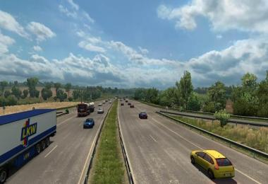 Traffic density and speedlimits v5.2