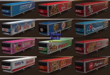 Trailer Pack Foods v1.0 [1.29.x]