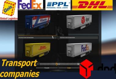 Transport companies v1.0