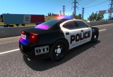 USA Police traffic [1.30] v2.0
