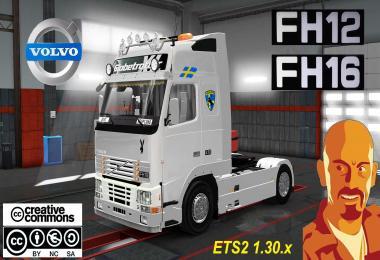 VOLVO FH MK1 (FH12 & FH16) ETS2 1.30.x