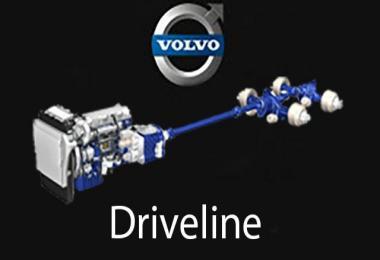 Volvo VNL Drivetrain revision 1.29.x-1.30.x