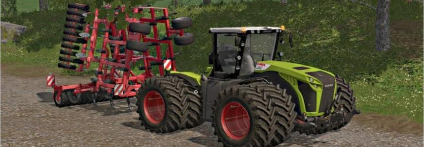 Claas Xerion 4000–5000 DH v1.0