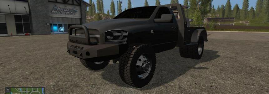 2008 Dodge Ram Flatbed edit v1.0