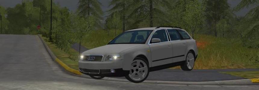 Audi A4 v1.0