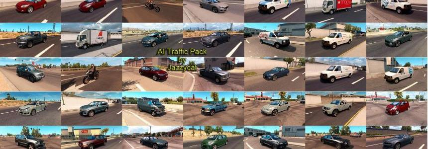 AI Traffic Pack by Jazzycat v4.0