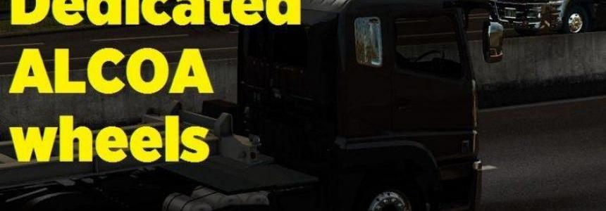 AI Truck Dedicated Alcoa Wheels v1.0
