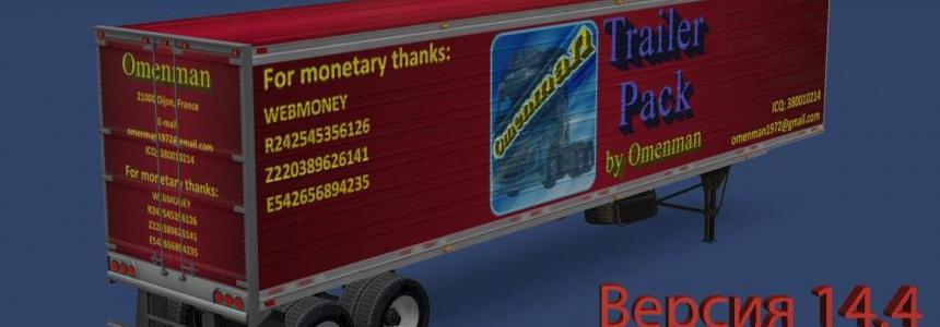 American trailers for Eurotrace 1.30.x