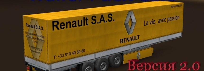 [ATS] Trailer Package of Car Companies v2.0 by Omenman