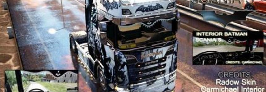 BATMAN SCANIA S 1.30.x