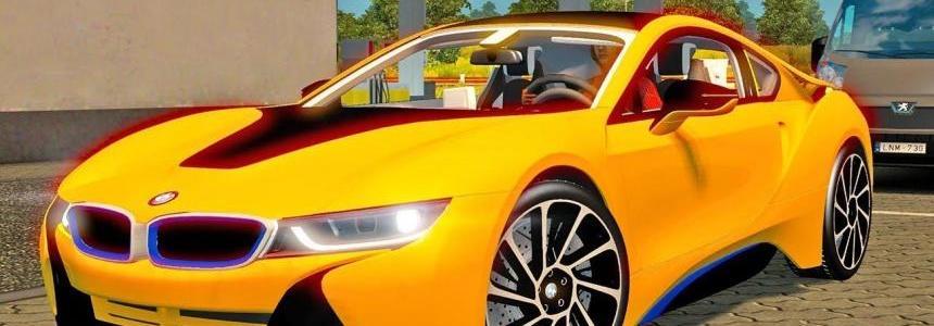BMW i8 2016 v1.0