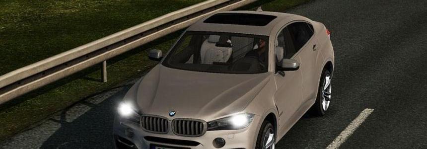 BMW x6 1.30.x (Slower Engine) More realistic v1.0