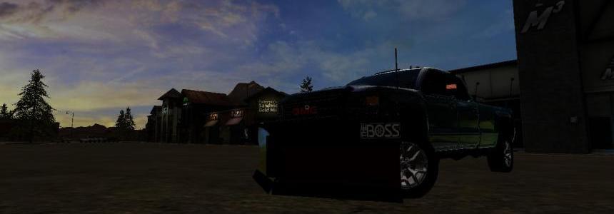 Boss V Plow v2.0