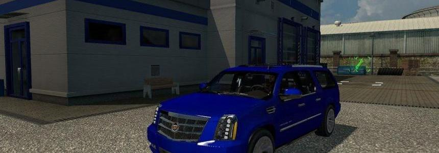 Cadillac Escalade ESV for ATS v1.0