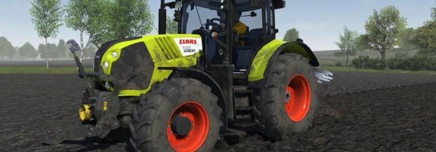 Claas Arion 530 v0.1.1