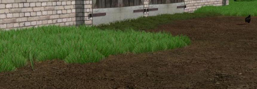 Dense Looking Grass Texture v1.17