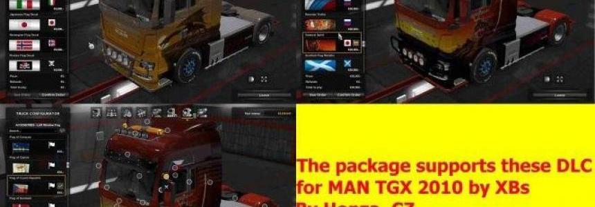 DLC Support for Man GTX 2010 1.30.x