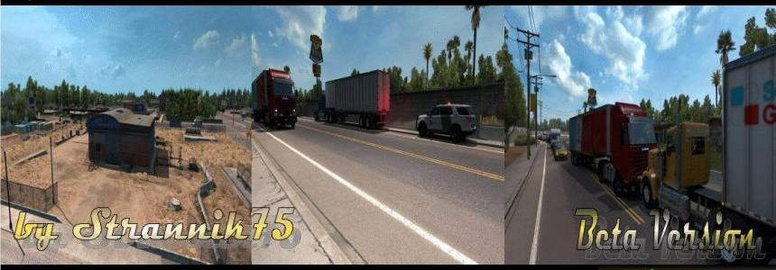 Economical Mod for ATS Beta Version