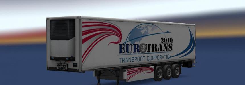 Euro Trans Trailer 1.28.x - 1.30.x