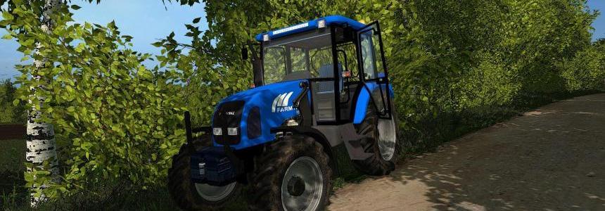 Farmtrac 80 4 WD v1.0.0