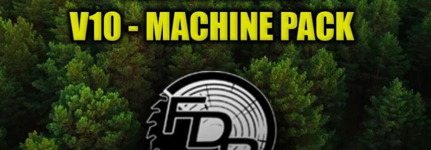 FDR Logging - V10 Machine Pack