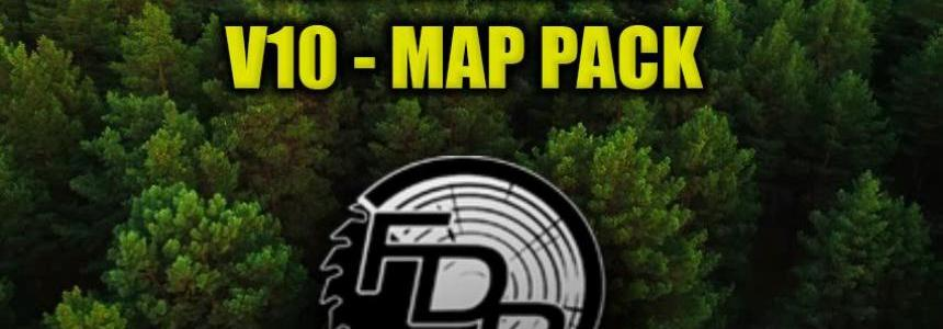 FDR Logging - V10 Map Pack
