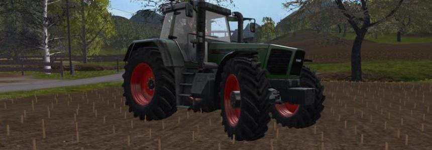 FENDT 800 sound update openPipe v1.0