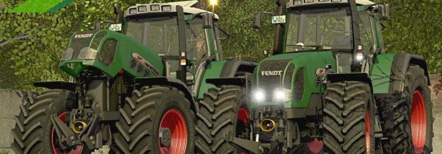 Fendt Favorit 900 Vario TMS Series v2.0