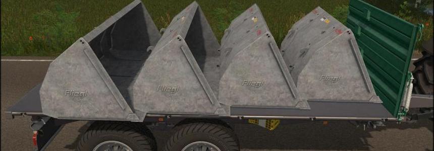 Fliegl Large Capacity Shovels v2.1