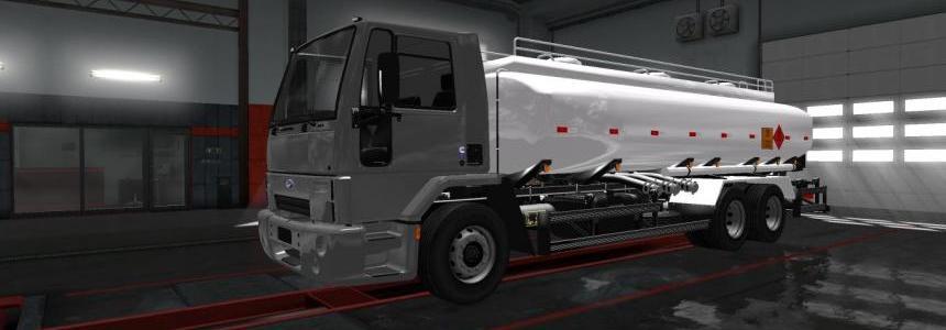 Ford Cargo 4522 V3.0 1.30