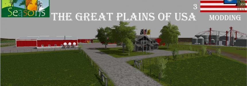 FS17 The Great Plains of USA v3.0