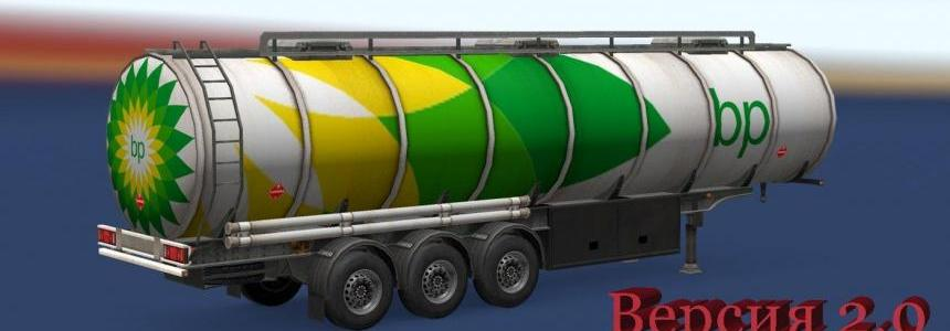 Fuel Trailer Package v2.0 by Omenman (1.30.x)