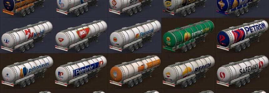 Gas oil tanks All versions