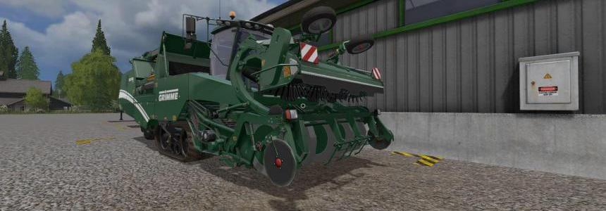 Grimme Tectron 415 by Stevie