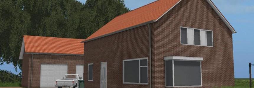 House with garage (Prefab) v1.0.0.0