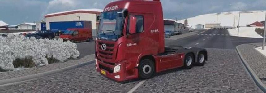 Hyundai Xcient 1.30