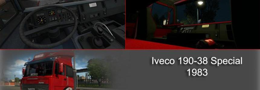 Iveco 190-38 Special - Edit by Ekualizer v2.0 1.30.x