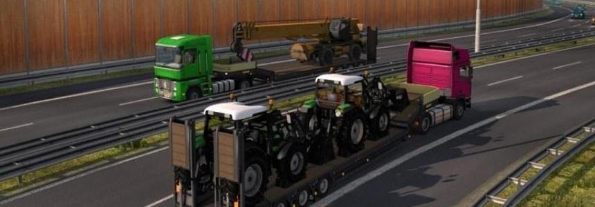 Jazzycat Trailers Pack Traffic Addon v1.0