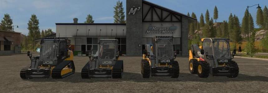 JCB Skid Steer Pack v1.0