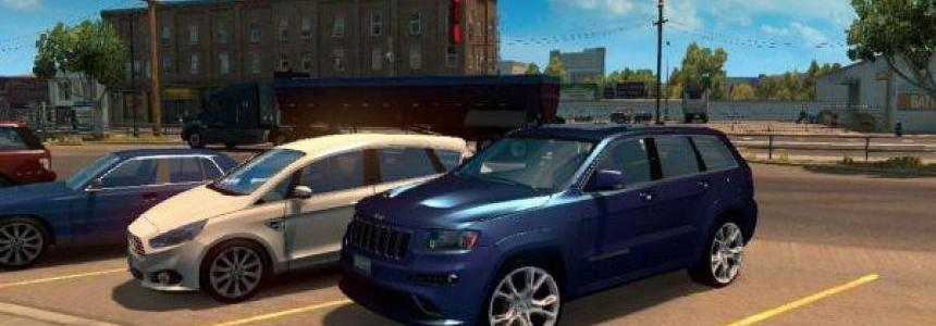 Jeep Grand Cherokee SRT8 v2.0