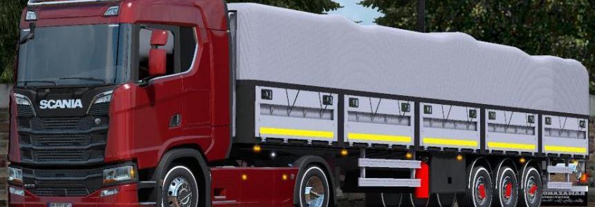 Kassbohrer trailer v3.0