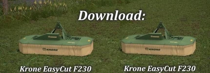 KRONE EASY CUT F230 v1.1